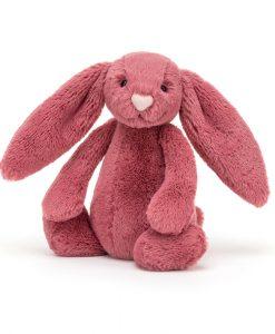 Jellycat Bashful Cerise Bunny Small BASS6CER