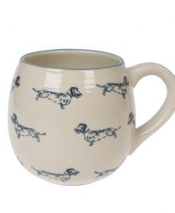 Sophie Allport Dachshund Stoneware Mug
