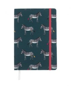 Sophie Allport Zebra Notebook JU67510