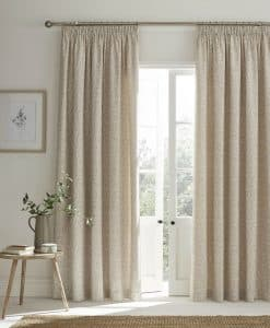 Ashley Wilde Buckland Natural Curtains