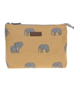 Sophie allport elephant large wash bag