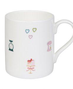 Baking Mug Sophie allport BM5102