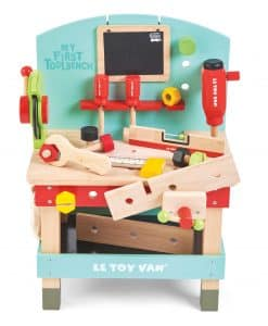 Le Toy Van Wooden Tool Bench TV448