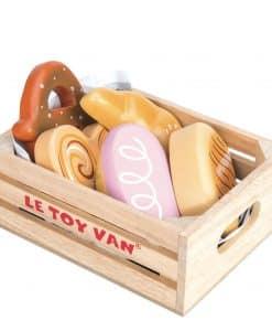 Le Toy Van Baker's Basket Crate TV187
