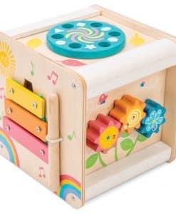 Le Toy Van Petit Activity Cube PL105