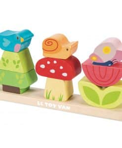 Le Toy Van Stacking Garden PL009
