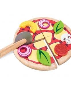Le Toy Van Wooden Pizza TV279