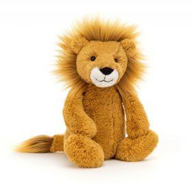 Jellycat Bashful Lion New BAS3LION