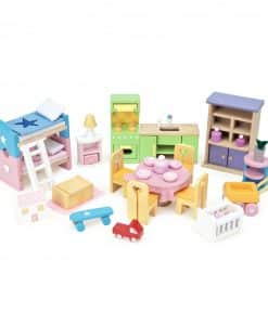 ME040-Starter-Wooden-Doll-House-Furniture-Set