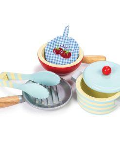 TV301-Pots-Pans-Cooking-Wooden-Toy-Utensils