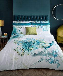 Voyage Maison Wimborne Teal Bedding Set