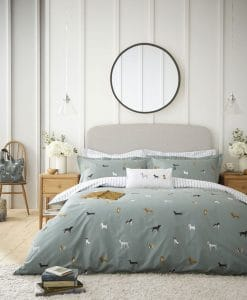 Sophie Allport Fetch Moss Bedding