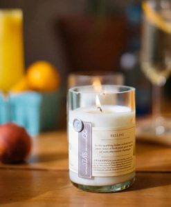 Bellini cocktail Candle | 100% soy wax