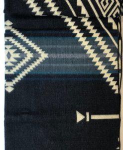 Achuar-Midnight Blue Blanket