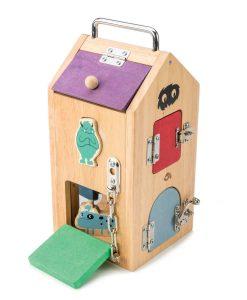 TL8341 Tender leaf toys monster lock box