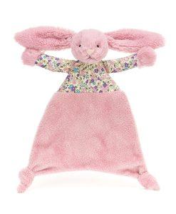 Jellycat Blossom Tulip Bunny Comforter