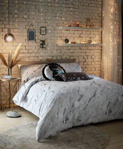 Skinny Dip Marble Celestial Bedding