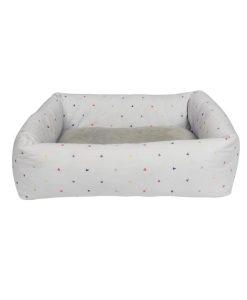 Sophie Allport Hearts Pet Bed