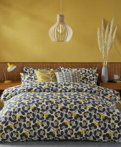Orla Kiely Japonica Flower Bedding